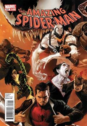 The Amazing Spider-Man 642
