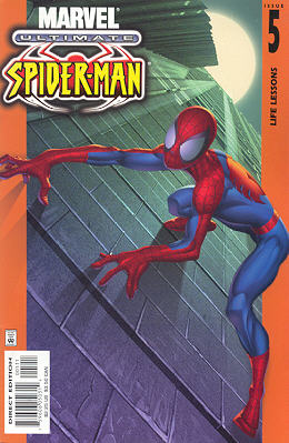 Ultimate Spider-Man 5 - Life Lessons