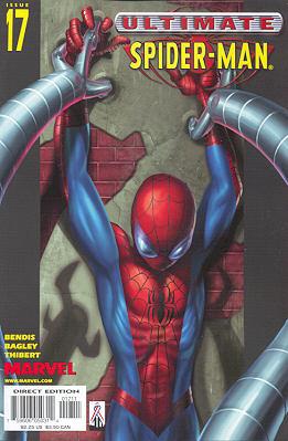 Ultimate Spider-Man 17 - Taking Advantage