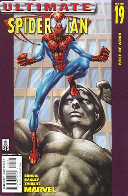 Ultimate Spider-Man 19 - Piece Of Work