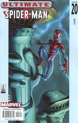 Ultimate Spider-Man 20 - Live