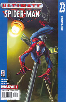 Ultimate Spider-Man 23 - Responsible