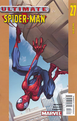 Ultimate Spider-Man 27 - Illegal