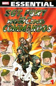 Sgt. Fury And His Howling Commandos 1 - SGT FURY AND HIS HOWLING COMMANDOS 1