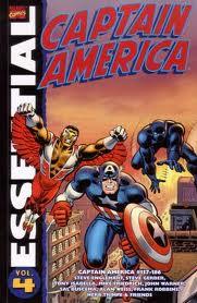 Captain America 4 - ESSENTIAL CAPTAIN AMERICA 4