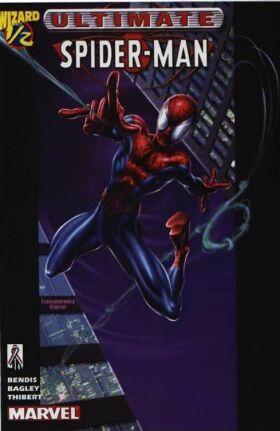 Ultimate Spider-Man 0.5 - Ultimate Spider-Man One-Half