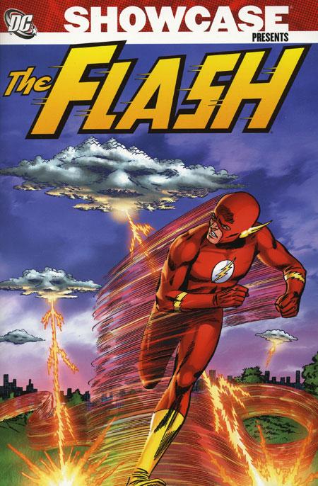 Flash 1 - SHOWCASE PRESENTS : THE FLASH