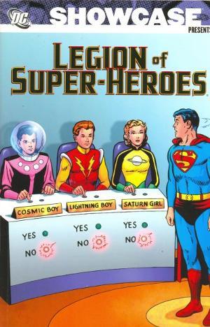 La Légion des Super-Héros 1 - SHOWCASE PRESENTS LEGION OF SUPER-HEROES 1