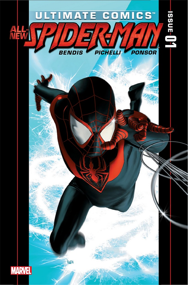 Ultimate Comics - Spider-Man 1 - All-New Ultimate Spider-Man