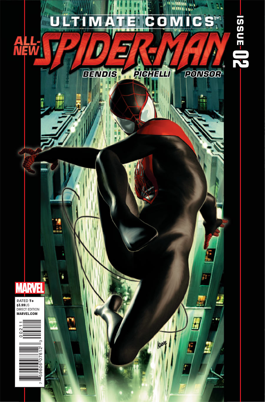 Ultimate Comics - Spider-Man 2 - Who is Miles Morales?