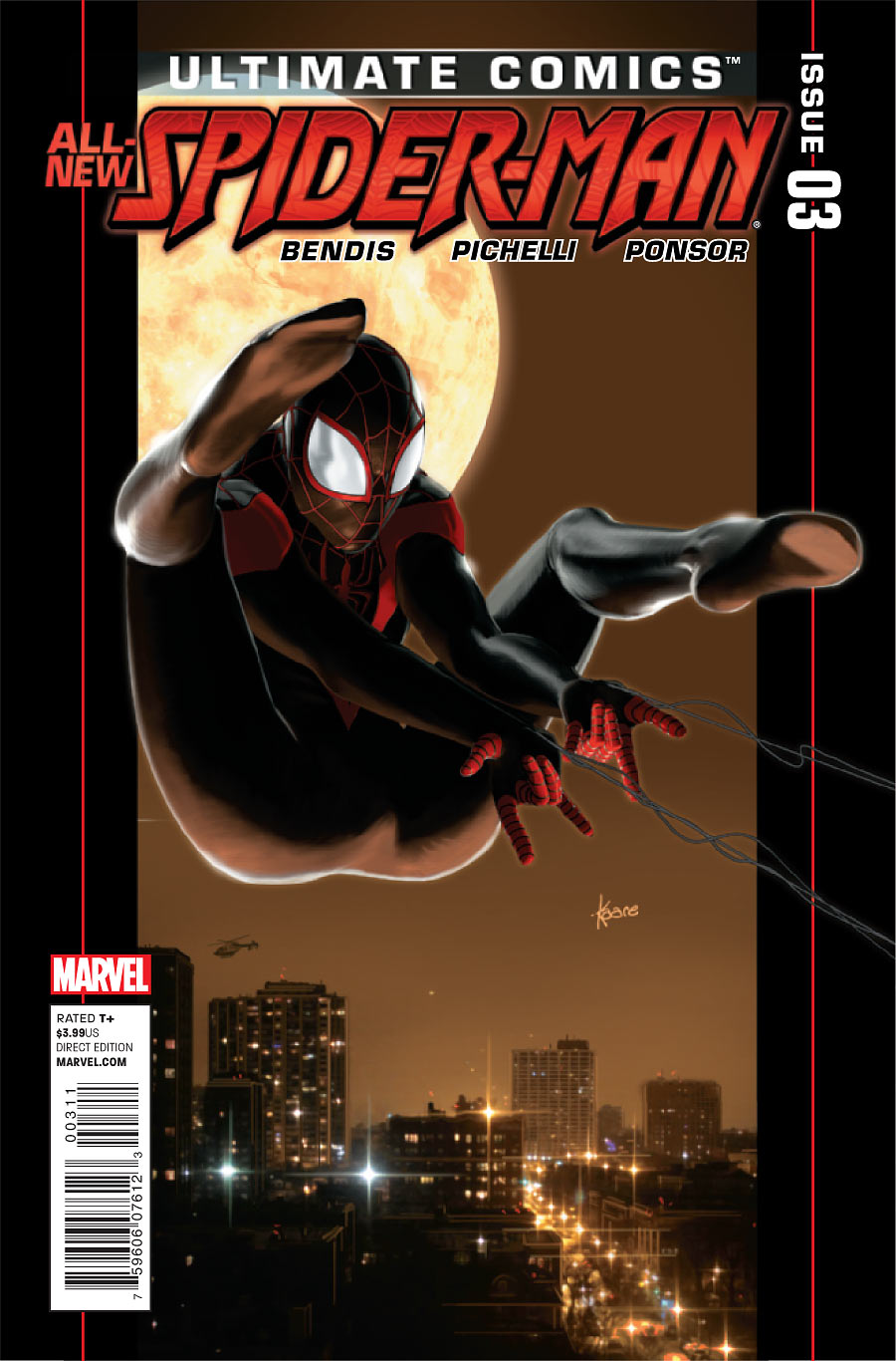 Ultimate Comics - Spider-Man 3 - To Be or Not to Be... Spider-Man!