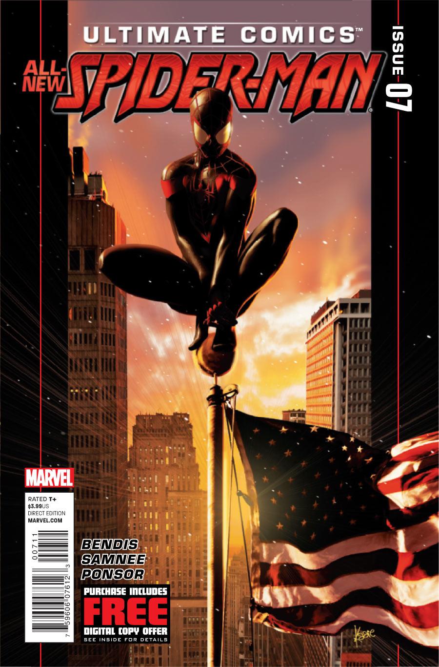 Ultimate Comics - Spider-Man 7