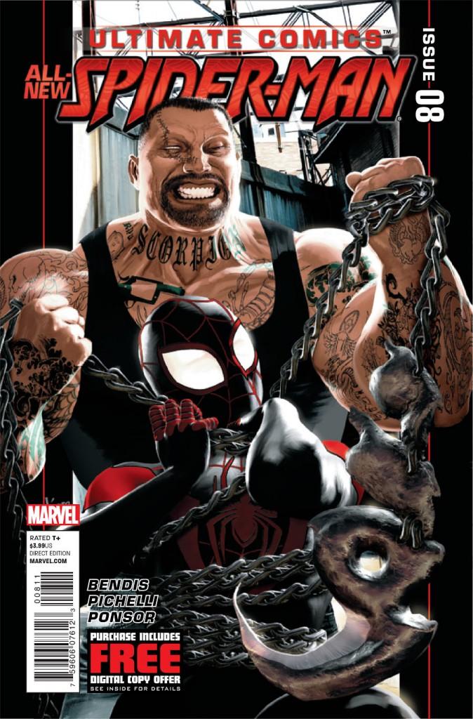Ultimate Comics - Spider-Man 8