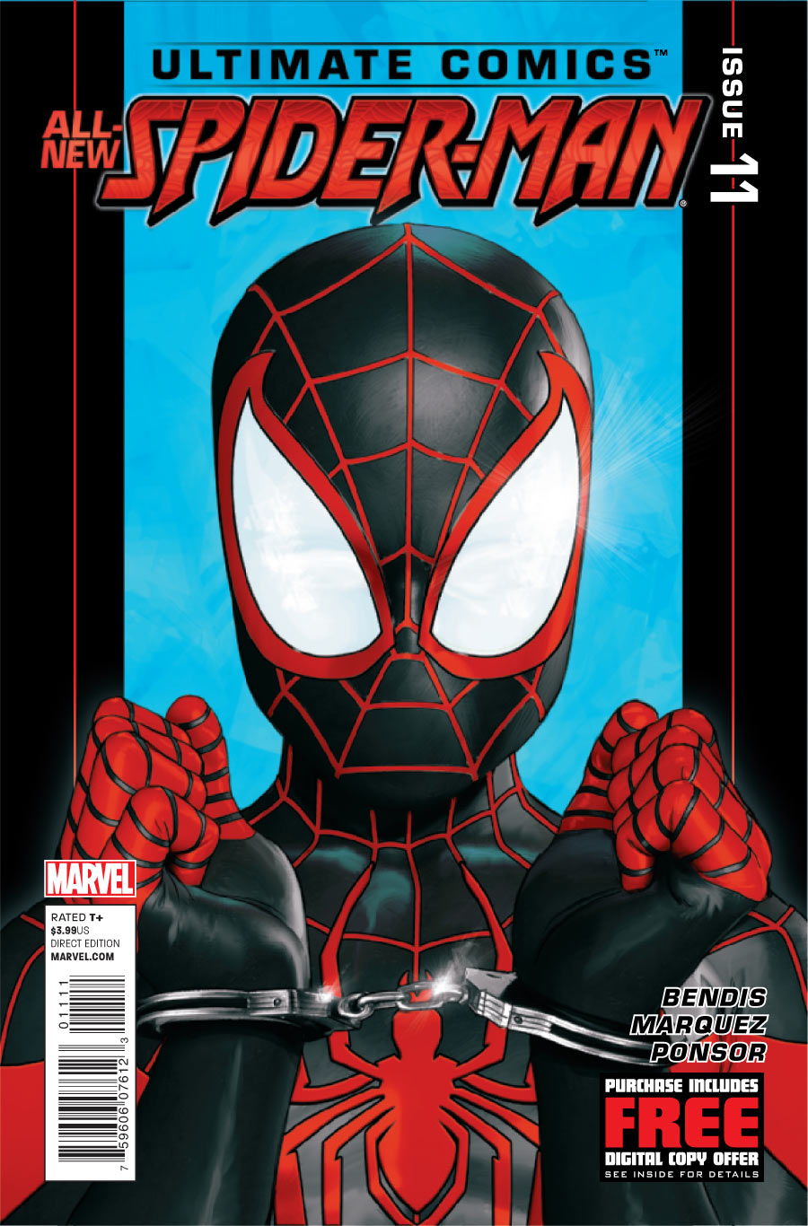 Ultimate Comics - Spider-Man 11