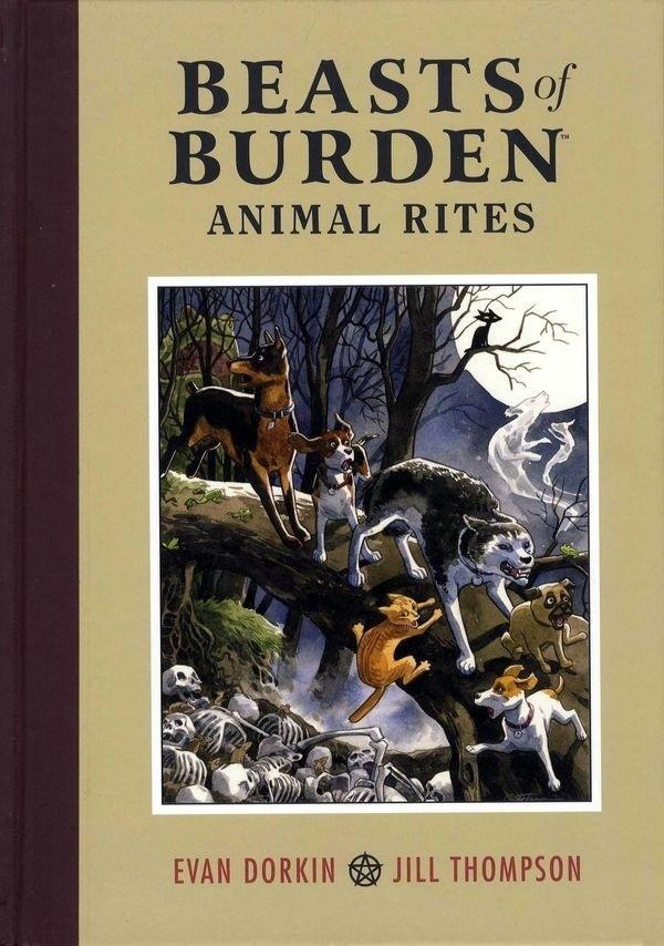 Beasts of Burden - Animal rites 1 - BEASTS OF BURDEN : ANIMAL RITES
