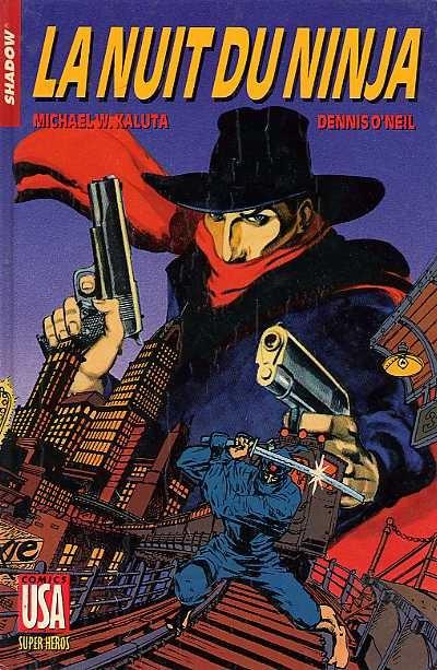 Collection Super Héros 26 - The Shadow : La Nuit du Ninja