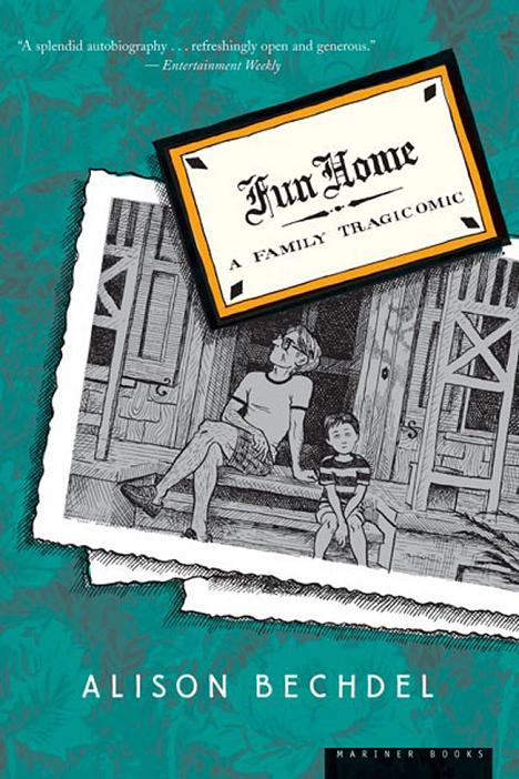 Fun home 1 - Fun home : a family tragicomic
