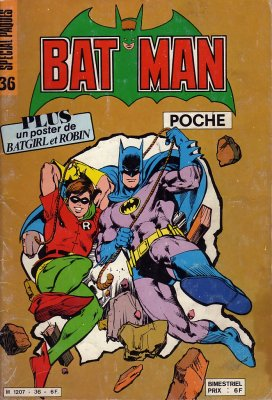 Batman Poche 36 - Le verdict