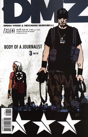 DMZ 8 - Body of a Journalist, Part 3