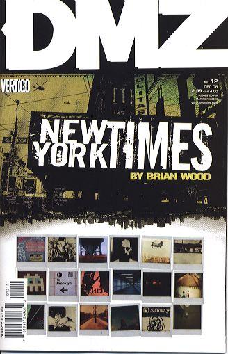 DMZ 12 - New York Times
