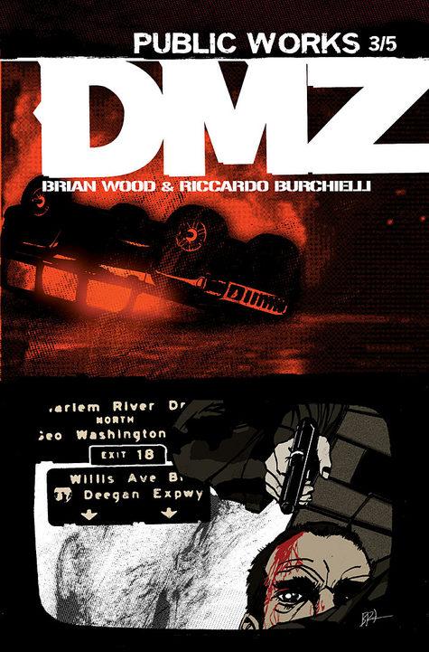 DMZ 15 - Public Works, Part 3