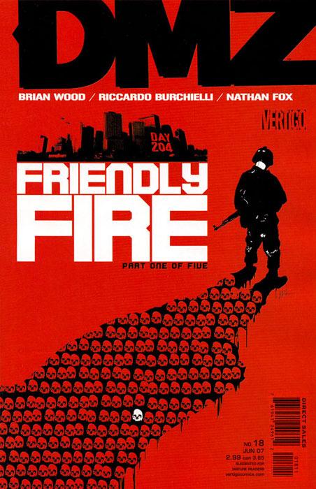DMZ 18 - Friendly Fire, Part 1