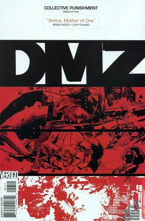 DMZ 57 - Collective Punishment: amina, mother of one
