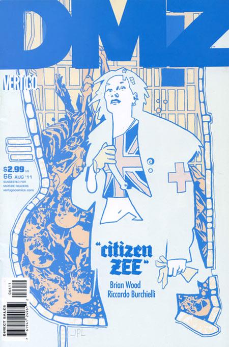 DMZ 66 - Citizen Zee