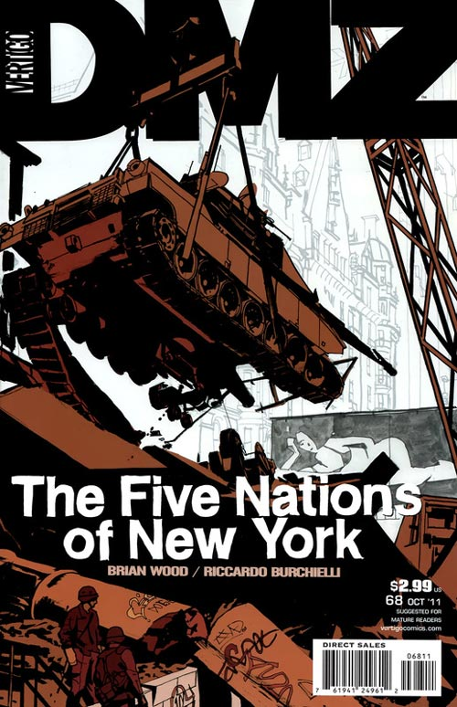 DMZ 68 - The Five Nations of New York, Part Two