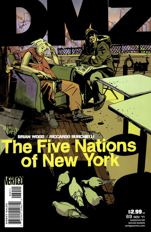 DMZ 69 - The Five Nations of New York, Part Three