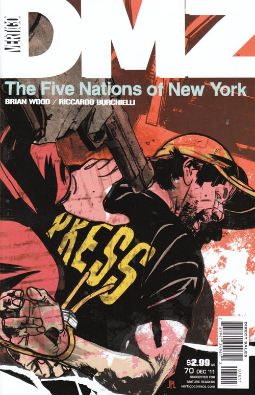 DMZ 70 - The Five Nations of New York, part four