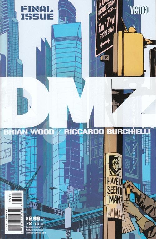 DMZ 72 - Epilogue