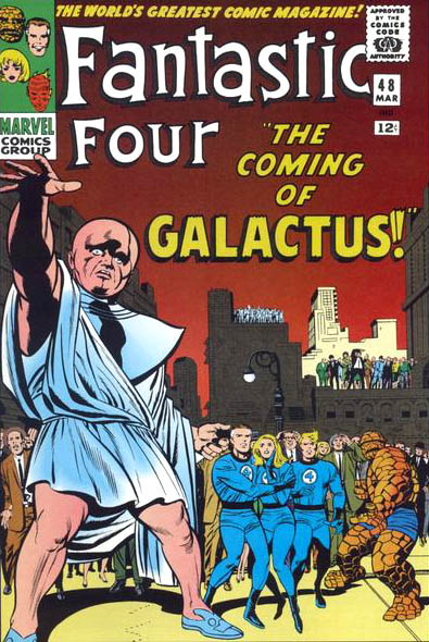 Fantastic Four 48 - The Coming of Galactus !