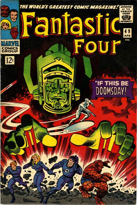 Fantastic Four 49 - If This Be Doomsday !