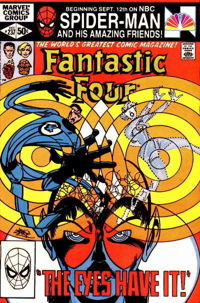 Fantastic Four 237 - The Eyes Have It!