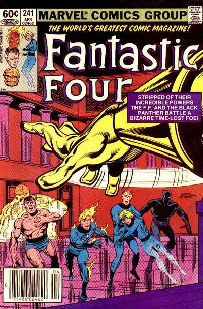 Fantastic Four 241 - Render Unto Caesar!