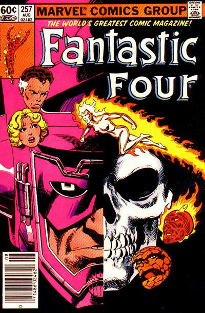Fantastic Four 257 - Fragments