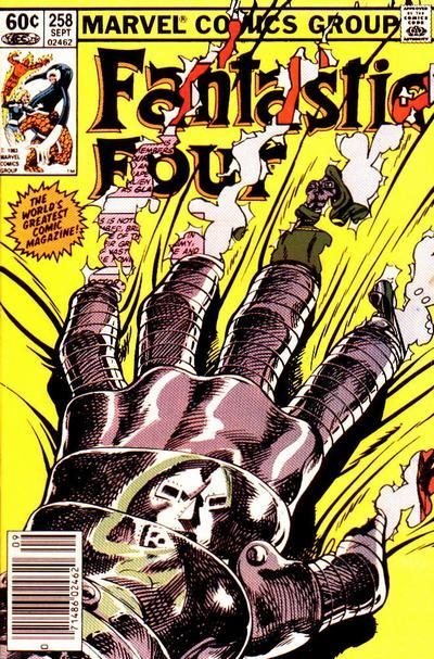 Fantastic Four 258 - Interlude