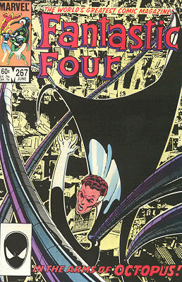 Fantastic Four 267 - A Small Loss