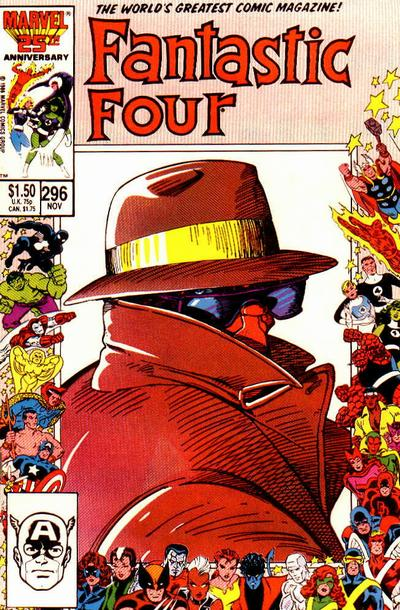Fantastic Four 296 - Homecoming!
