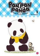 Manga - Pan'Pan Panda, une vie en douceur