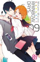 Manga - Rainbow Days
