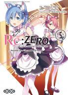 Re:Zero : Re:Life in a different world from zero - Deuxième arc : Une semaine au manoir 5