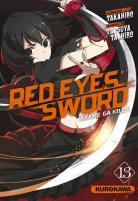 Red Eyes Sword - Akame ga Kill ! 13