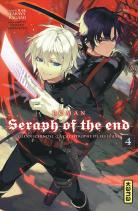 Seraph of the End 4