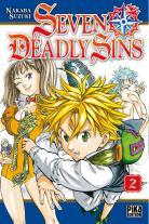 Manga - Seven Deadly Sins