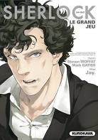 Manga - Sherlock