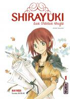 Shirayuki aux cheveux rouges