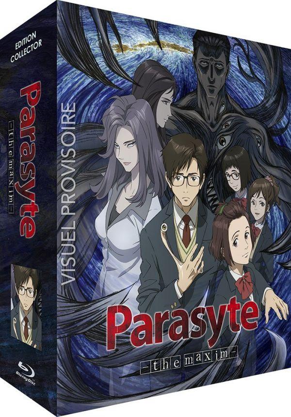 Chronique de membre : Parasyte