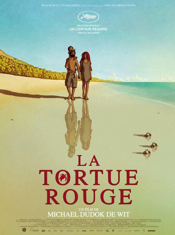 La tortue rouge débarque fin juin au cinéma